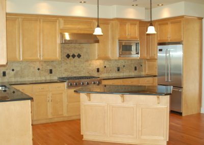 Edgewood Kitchen Home Builder Remodel Puyallup WA | Mike Schwartz Construction