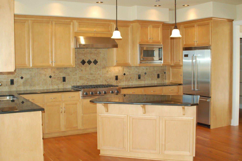 Edgewood Kitchen Home Builder Remodel Puyallup WA | Mike Schwartz Construction