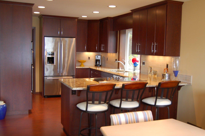 Key Peninsula Kitchen Home Builder Remodel Puyallup WA Mike Schwartz Construction