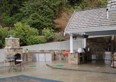 Outdoor Patio Remodel Home Builder Remodel Puyallup WA | Mike Schwartz Construction