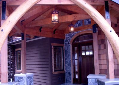 South Hill Front Door DetailsHome Builder Remodel Puyallup WA | Mike Schwartz Construction