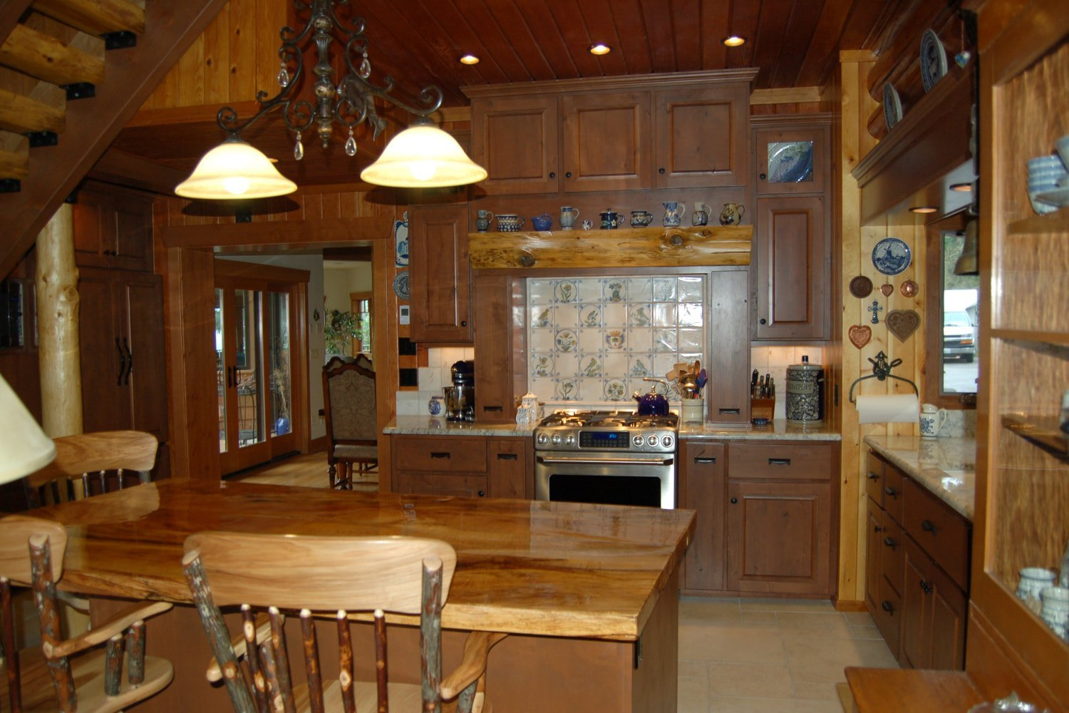 South Hill Kitchen Home Builder Remodel Puyallup WA | Mike Schwartz Construction