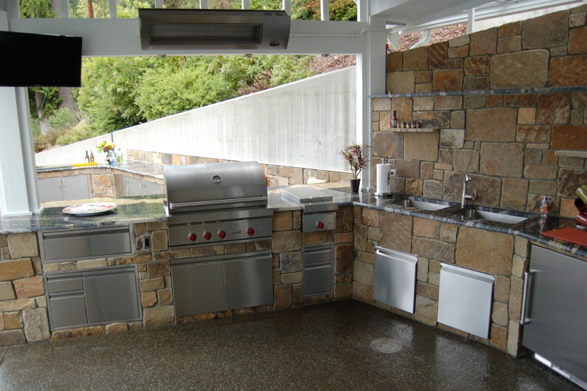 Hood Canal Kitchen Home Builder Remodel Puyallup WA