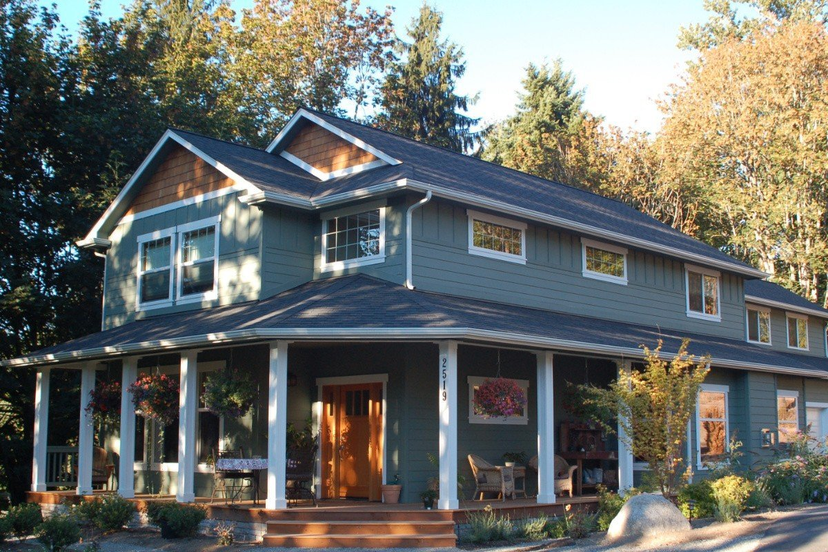 Home remodel builder tacoma puyallup wa mike schwartz for Custom home builders puyallup wa