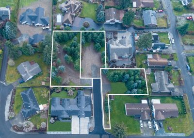Downtown Puyallup Land for sale – Large Lots!
