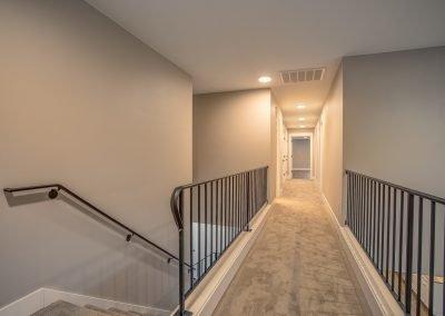 20 upstairs hallway